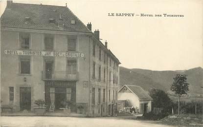 """/ CPA FRANCE 38 """"Le Sappey, hôtel des touristes"""""""