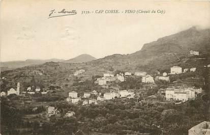 "CPA FRANCE 20 ""Corse, Pino, circuit du Cap"""