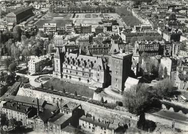 """/ CPSM FRANCE 64 """"Pau, vue panoramique aérienne sur le château"""""""
