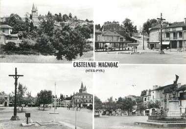 "/ CPSM FRANCE 65 ""Castelnau Magnoac"""