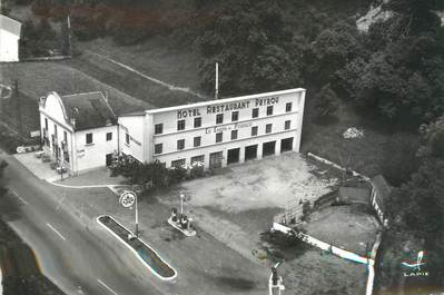 "/ CPSM FRANCE 65 ""Adé, hôtel restaurant Peyrou"""