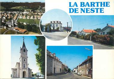 """/ CPSM FRANCE 65 """"La Barthe de Neste"""""""