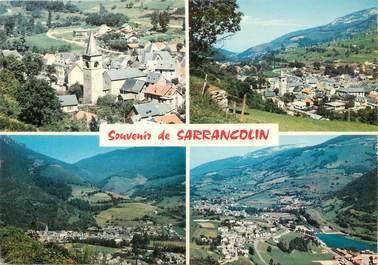 "/ CPSM FRANCE 65 ""Souvenir de Sarrancolin"""