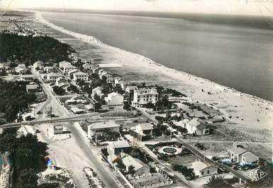 """/ CPSM FRANCE 66 """"Argelès plage, vue aérienne, vue générale des plages"""""""