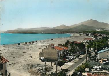 """/ CPSM FRANCE 66 """"Argelès sur Mer, la plage vers le Racou"""""""
