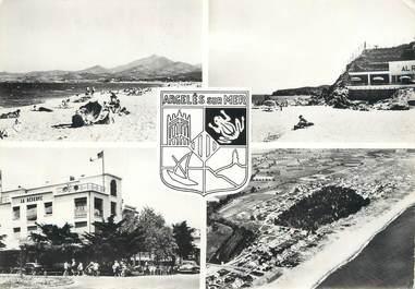 """/ CPSM FRANCE 66 """"Argelès  sur Mer"""""""