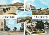 """66 PyrÉnÉe Orientale / CPSM FRANCE 66 """"Souvenir d'Argelès sur Mer"""""""