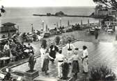 """66 PyrÉnÉe Orientale / CPSM FRANCE 66 """"Banyuls sur Mer, danseurs catalans pris sur la terrasse de l'hôtel Miramar"""""""