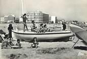 """66 PyrÉnÉe Orientale / CPSM FRANCE 66 """"Canet Plage, la plage radieuse"""""""