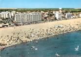 """66 PyrÉnÉe Orientale / CPSM FRANCE 66 """"Canet Plage, la plage"""""""
