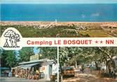 "66 PyrÉnÉe Orientale / CPSM FRANCE 66 ""Canet Plage"" / CAMPING"