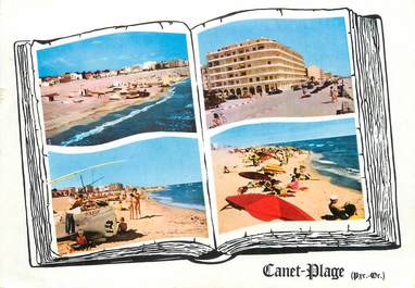 """/ CPSM FRANCE 66 """"Canet  Plage"""""""