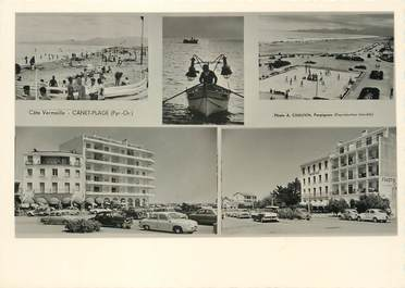 "/ CPSM FRANCE 66 "" Canet Plage"""