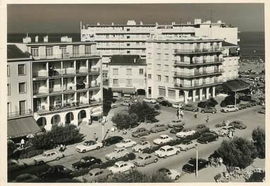 """/ CPSM FRANCE 66 """"Canet Plage, les grands immeubles sur l'avenue de la Méditérranée"""""""