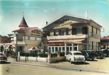 """/ CPSM FRANCE 66 """"Canet Plage, hôtel Café restaurant Côte Vermeille"""""""