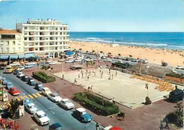 """/ CPSM FRANCE 66 """"Canet Plage, côte vermeille, vue sur la plage"""""""