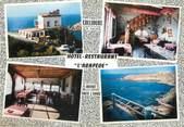 """66 PyrÉnÉe Orientale / CPSM FRANCE 66 """"Collioure, hôtel restaurant l'Arapède """""""