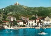 """66 PyrÉnÉe Orientale / CPSM FRANCE 66 """"Collioure, dominé par le fort Saint Elme"""""""