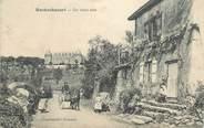 "87 Haute Vienne CPA FRANCE 87 ""Rochechouart, un vieux coin"""