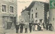 """87 Haute Vienne CPA FRANCE 87 """"Saint Laurent sur Gorre, le quartier des Allumettes"""""""