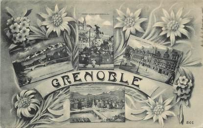 "CPA FRANCE 38 ""Grenoble"""