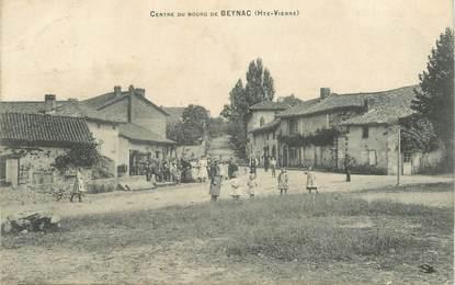 """CPA FRANCE 87 """"Centre du Bourg de Beynac"""""""