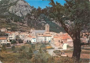 """/ CPSM FRANCE 66 """"Coustouges, vue générale du village"""""""