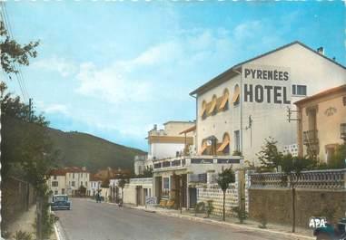 """/ CPSM FRANCE 66 """"Le Boulou, hôtel des Pyrénées"""""""