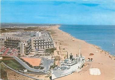 """/ CPSM FRANCE 66 """"port Barcarès, vue générale"""""""