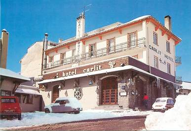 "/ CPSM FRANCE 66 ""Font Romeu, Hôtel Carlit"""