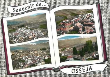 """/ CPSM FRANCE 66 """"Ossejas, vue générale"""""""