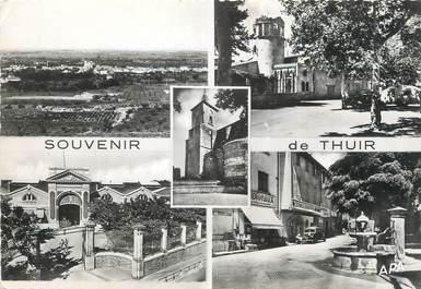 """/ CPSM FRANCE 66 """"Souvenir du Thuir"""""""