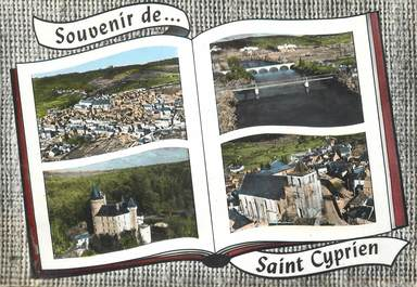 """/ CPSM FRANCE 66 """"Saint Cyprien"""""""