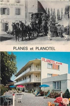 """/ CPSM FRANCE 66 """"Planès et Polanotel"""""""