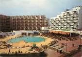 """66 PyrÉnÉe Orientale / CPSM FRANCE 66 """"Port Barcarès, la terrasse et la piscine de l'hôtel Lydia Playa"""""""