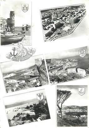 """/ CPSM FRANCE 66 """"En parcourant la côte Vermeille"""""""