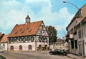 """67 Ba Rhin / CPSM FRANCE 67 """"Bischwiller, vieille mairie"""""""