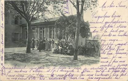 "/ CPA FRANCE 38 ""Vienne, institution Jeanne d'Arc, pensionnat de Mme Olinger """