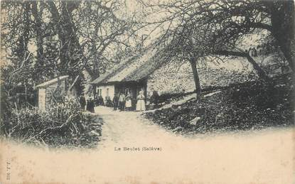 """/ CPA FRANCE 74 """"Le Beulet"""""""