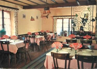 "/ CPSM FRANCE 67 ""Graufthal, hôtel restaurant Cheval Blanc"""