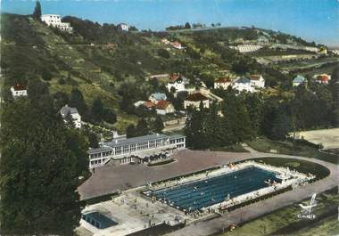 "/ CPSM FRANCE 67 ""Obernai, piscine Olympique"""