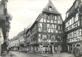 "67 Ba Rhin / CPSM FRANCE 67 ""Obernai, vieilles maisons alsaciennes"""