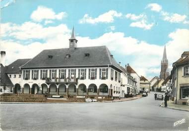 """/ CPSM FRANCE 67 """"Lembach, la mairie"""""""