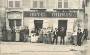 """69 RhÔne CPA FRANCE 69 """"Condrieu, ancien hotel Thomas"""""""