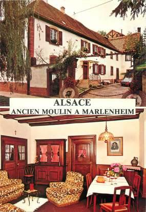 """/ CPSM FRANCE 67 """"Marlenheim, gite rural, ancien moulin"""""""