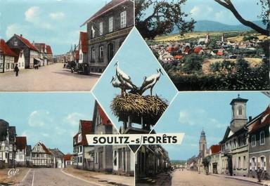 """/ CPSM FRANCE 67 """"Soultz sous forêts"""""""