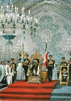 """CPSM  IRAN """"Majesté impériale SHAH"""""""