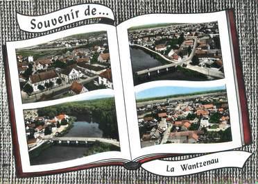"/ CPSM FRANCE 67 ""La Wantzenau"""