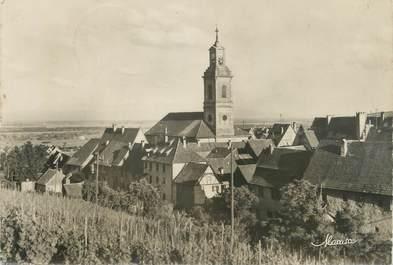 """/ CPSM FRANCE 67 """"Riquewihr, vue générale, église protestante"""""""