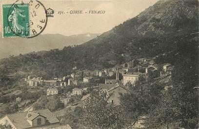 """CPA FRANCE 20 """"Corse, Venaco"""""""